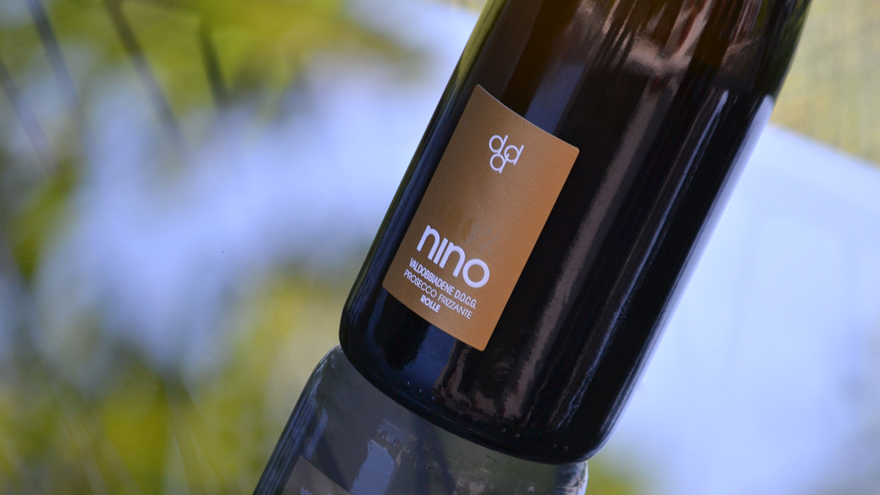 NINO Prosecco Frizzante always available at our Cellar